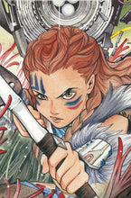 Load image into Gallery viewer, Horizon Zero Dawn #1 Peach Momoko Variant 4-Comic Set (2020)