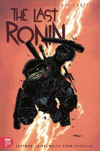 TMNT The Last Ronin #1 1:10 Eastman Variant (2020)