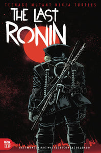 TMNT The Last Ronin #1 Cover A (2020)