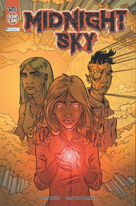 Midnight Sky #1 Ashcan ComicsPro Edition (2019)