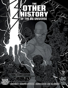Other History of the DC Universe #1 LCSD Silver Variant (2020)