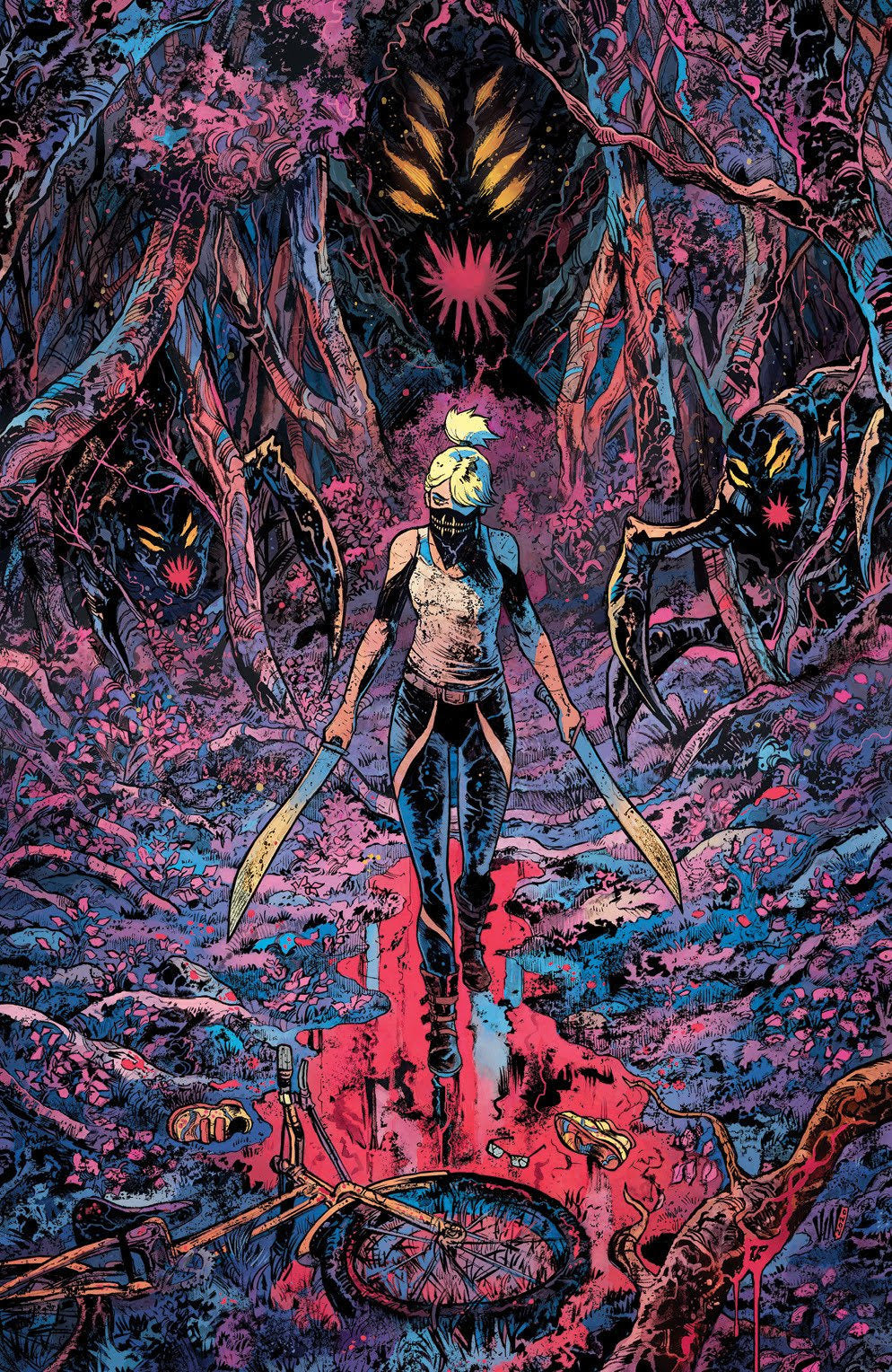 Something is Killing the Children #12 Vincenzo Riccardi Virgin Variant (2020)