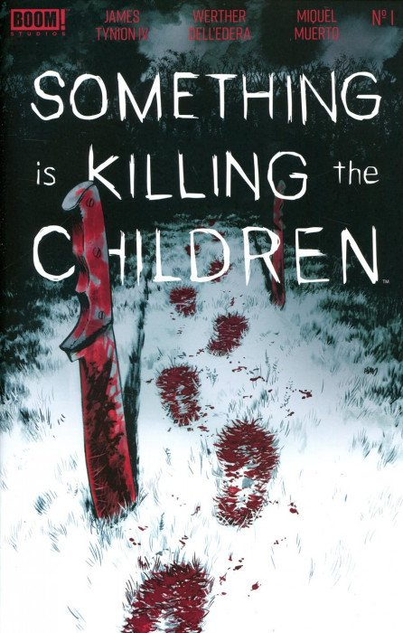 Something is Killing the Children #1 6th Printing (2020)