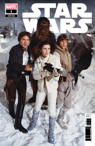 Star Wars #1 Movie Photo 1:10 Incentive Variant (2020)