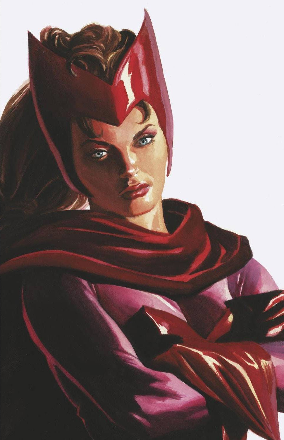 Strange Academy #4 Alex Ross Scarlet Witch Timeless Variant (2020)
