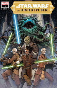 Star Wars The High Republic #1 Anindito Variant (2021)