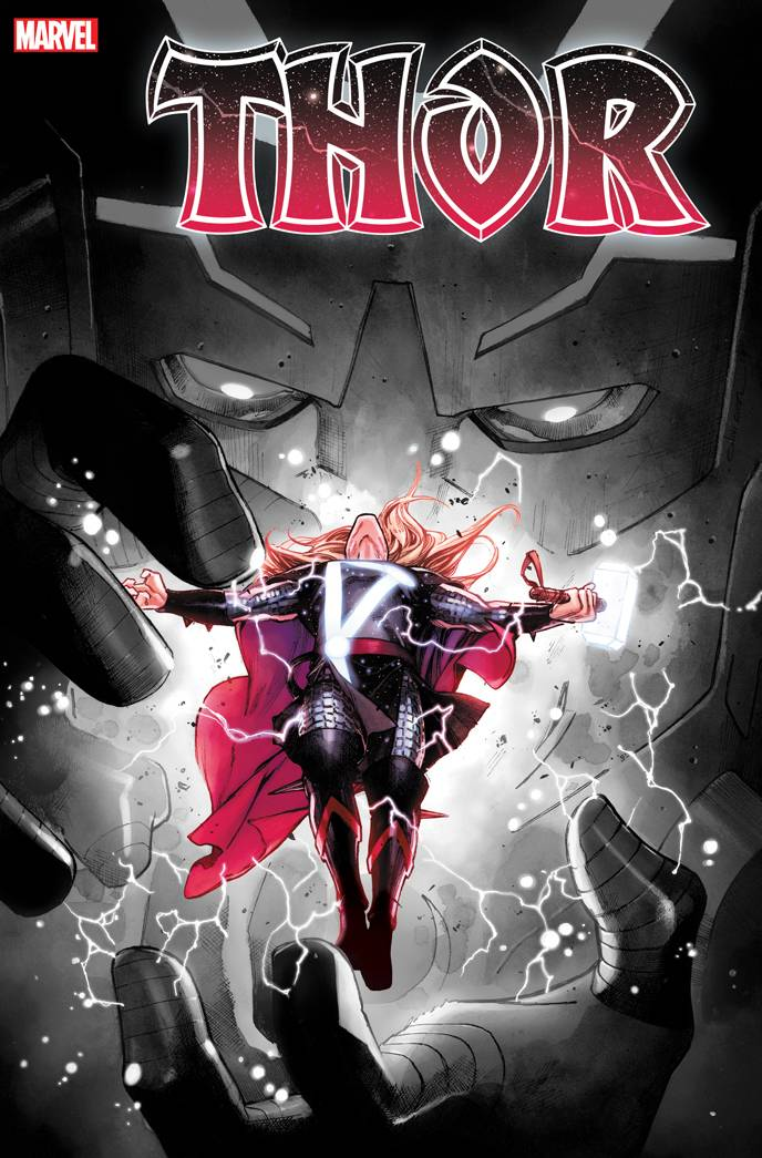 Thor #2 3rd Print Black Winter Donny Cates (2020)