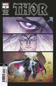 Thor #2 5th Print Black Winter Strange Academy Preview (2020)