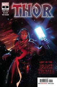 Thor #5 Black Winter 1st Print Donny Cates (2020)