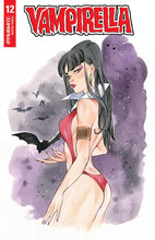 Load image into Gallery viewer, Vampirella #12 Peach Momoko Trade & Virgin Variant Set (2020)
