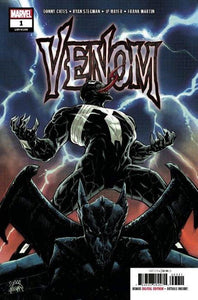 Venom #1 Donny Cates Ryan Stegman (2018)