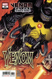 Venom #26 Virus Full Appearance Cates Stegman (2020)