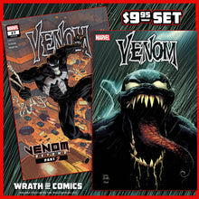 Load image into Gallery viewer, Venom #27 A&B Set - Both Covers 1st Full Codex Donny Cates Ryan Stegman (2020)