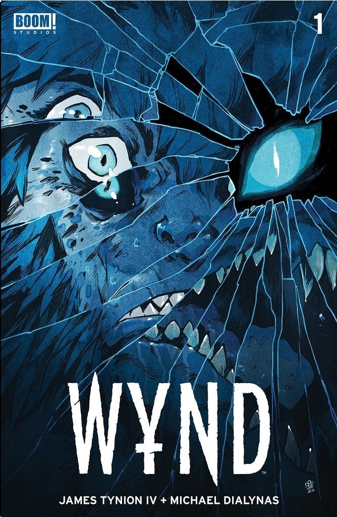 Wynd #1 Michael Dialynas Exclusive Variant (2020)