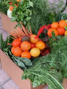 Sunday Mixed Box (fruit + veg) - Long Beach Marina - 11am - 1pm Pick-up