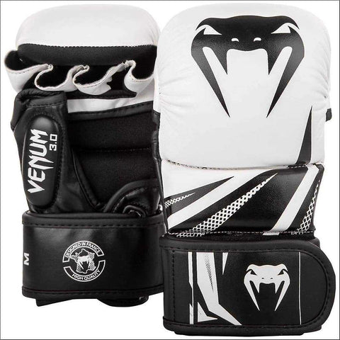 Venum Sparring MMA Gloves Challenger 3.0 - White/Black