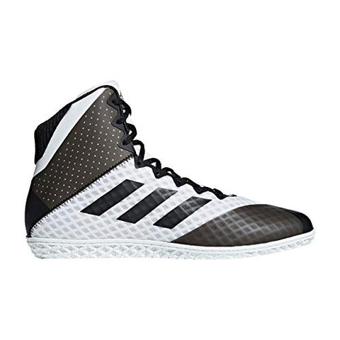 Adidas Mat Wizard 4. White/Black