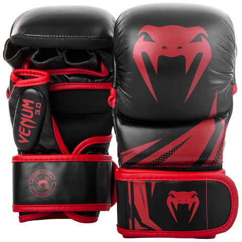 Venum Sparring MMA Gloves Challenger 3.0 - Black/Red