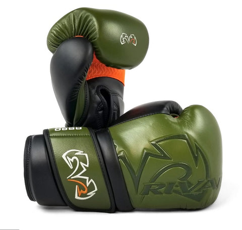 Rival RB80 Impulse Bag Gloves - Kaki Green