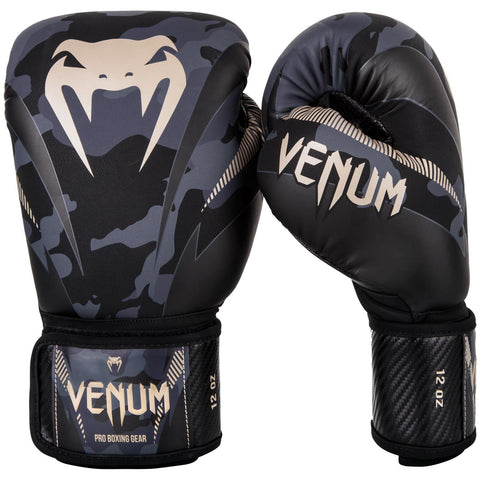 Venum Impact Boxing Gloves - 12oz