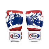 "Fairtex Universal Gloves ""Tight-Fit"" Design - Thai Pride"