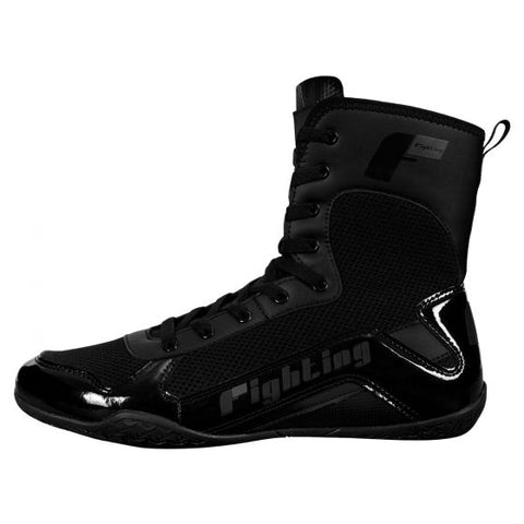 Fighting S2 GEL Superior Boxing Shoes - Blk/Blk