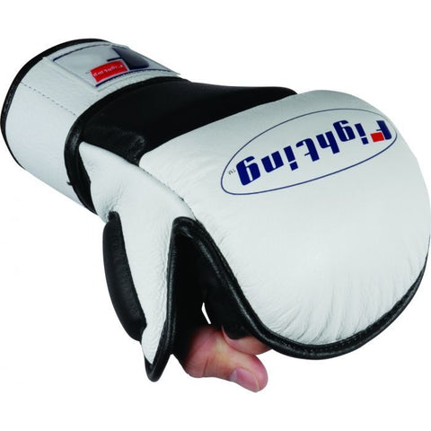 Fighting MMA Gloves - White