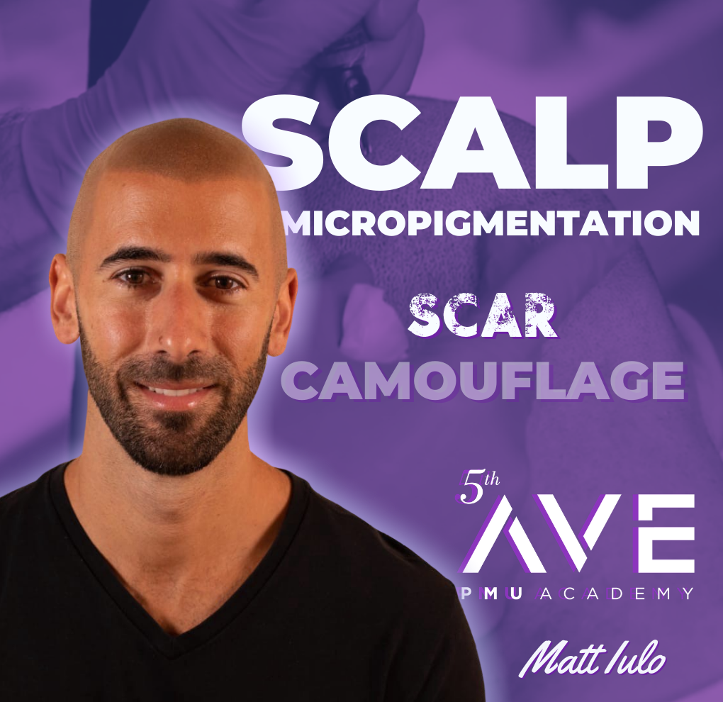 scalp micropigmentation online training