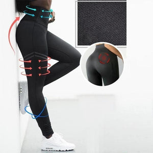 Hibote™ Damen Anti-Cellulite Kompression Leggings