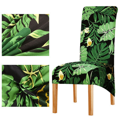 Large Size High Back Long Seat Chair Covers