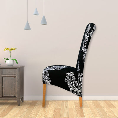 Long Back Chair Cover