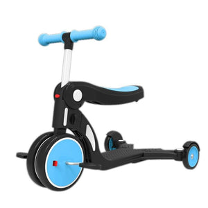 Tricycle Folding Bike Kids Outdoor Toddlers