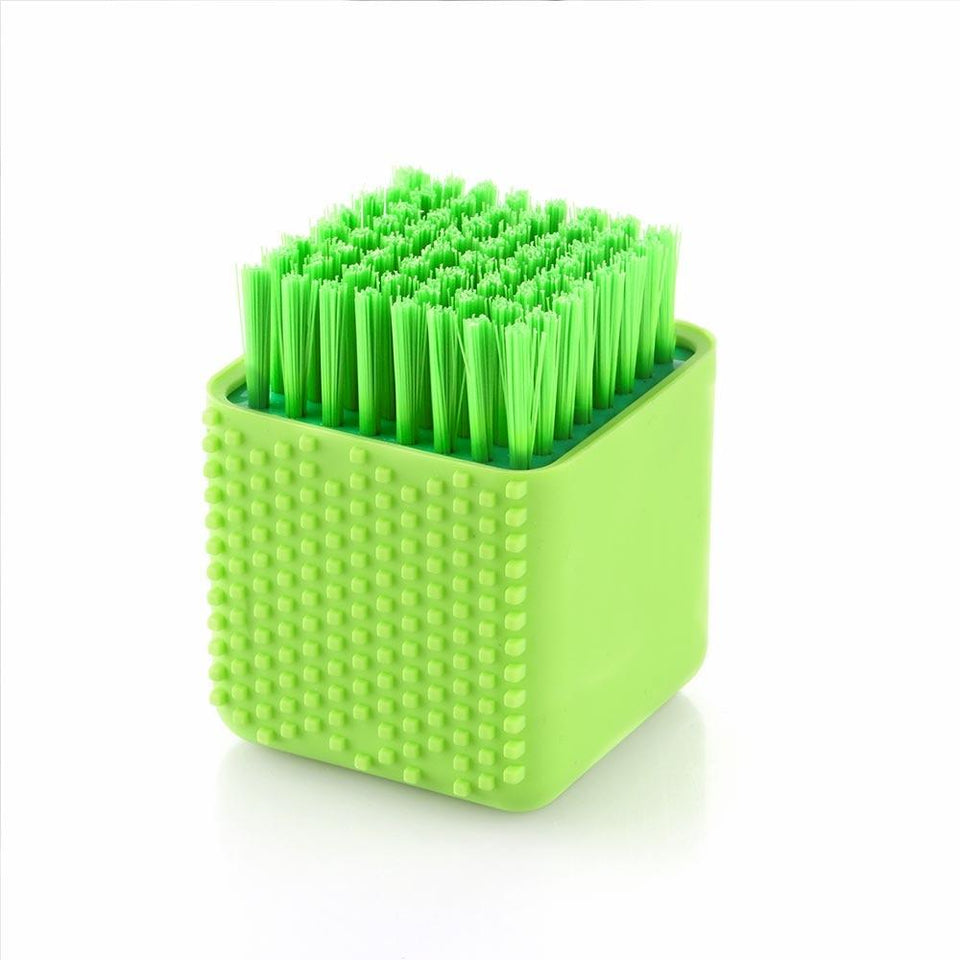 1 Piece Silicone Cleaning Brush