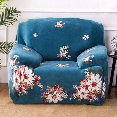 Washable Plush fabric Sofa cover