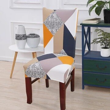 Elastic Seat Stretch Chair Cover