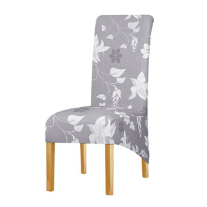 XL Big Size King Back Chair Covers