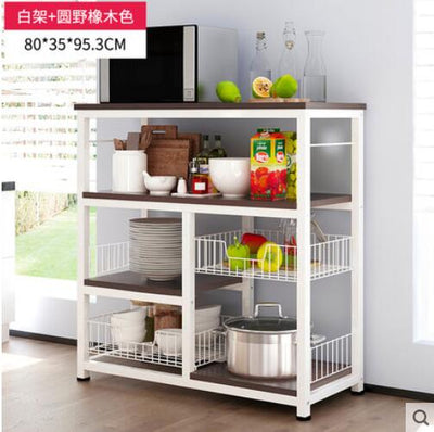 Kitchen Islands Trolleys Shelf