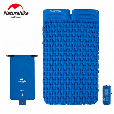 Outdoor Inflatable Bag Camping Mat