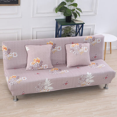 Length 160-190cm  Armless  Tight Wrap Couch Covers