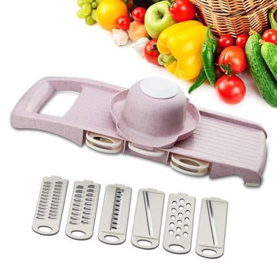 Vegetable  Mandoline Slicer Cutter with Stainless Steel Blade