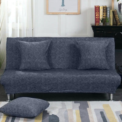 Printed Sofa Bed Tight Wrap Slip-resistant Elastic Stretch Furniture Slipcovers