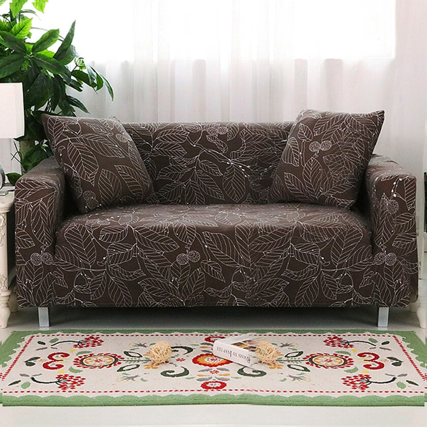 Elastic stretchy Furniture Slipcovers For Christmas home decoration