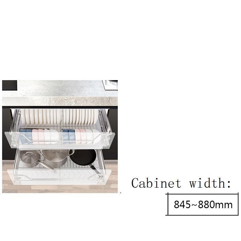 Organizer Kitchen Cabinet Basket