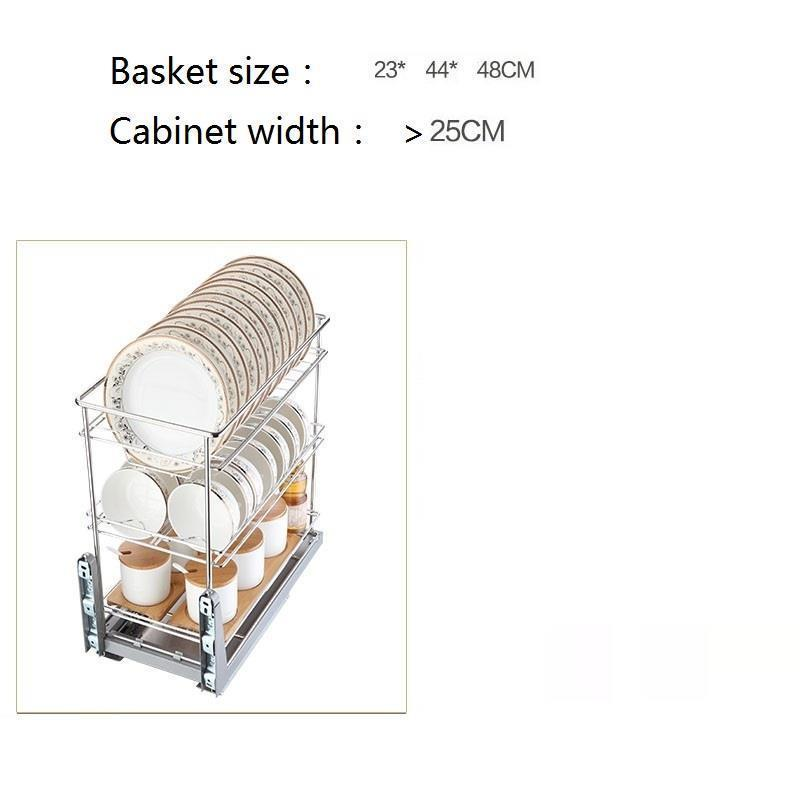 Pantry Accessories Organizer