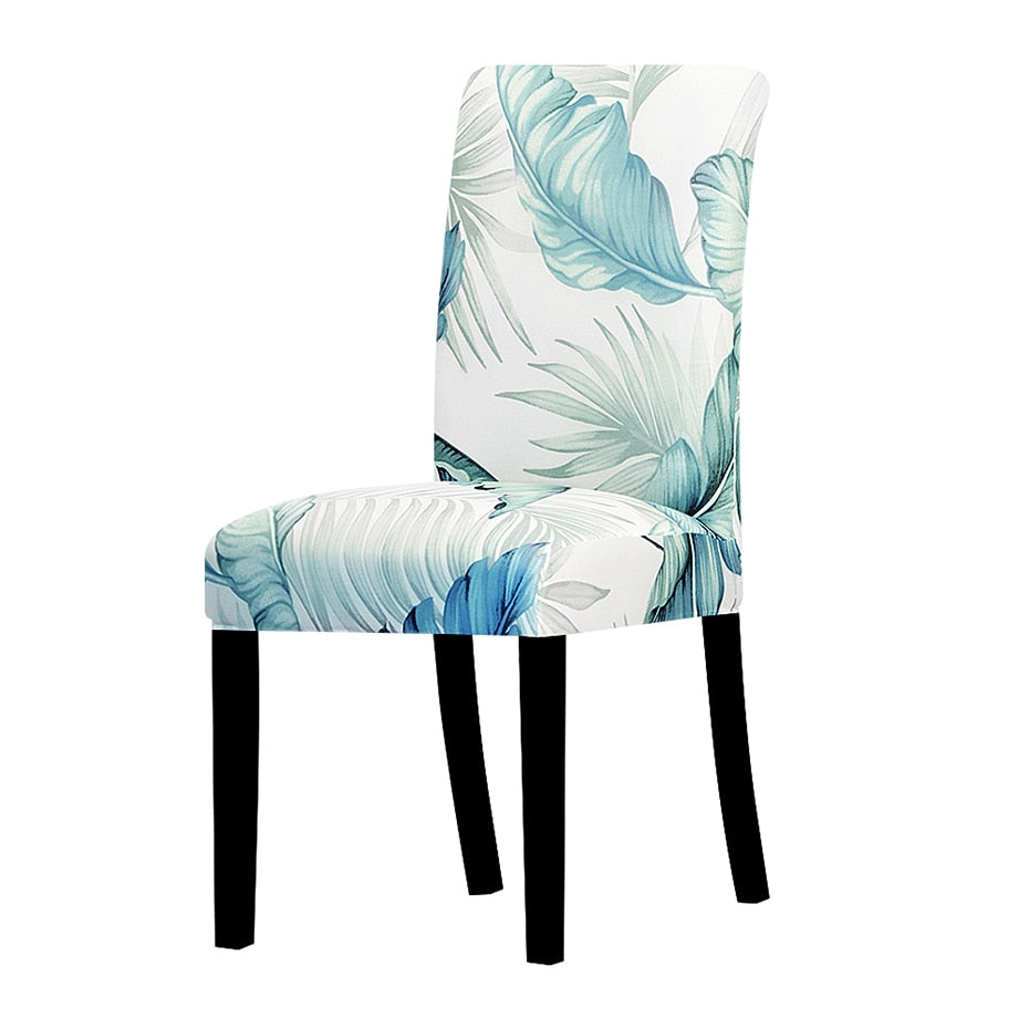 Printing Zebra Stretch Chair Cover