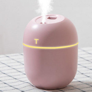 200ML Aroma Essential Oil Diffuser for Home with LED Night Lamp