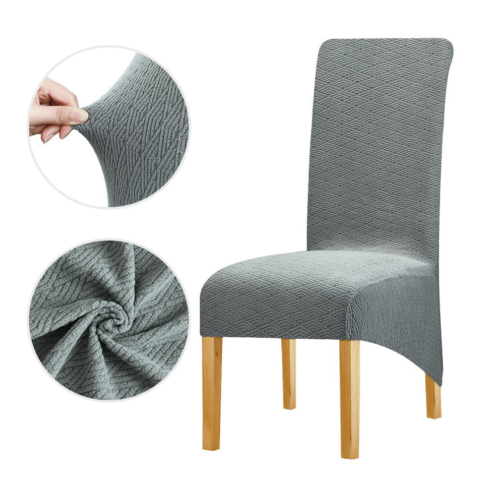 Polar Fleece Fabric Chair Cover