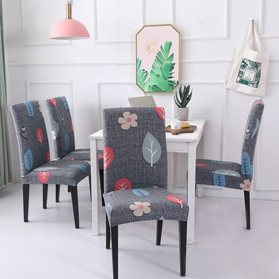 Big Elastic Seat Chair Cover