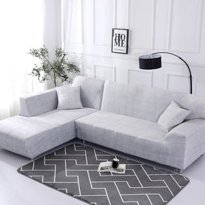 L-shape  Removable Slipcover For Living Room