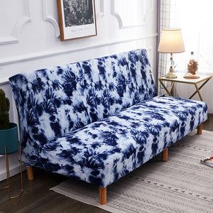 Length 160-190cm Without Armrest Sofa Bed  Washable Cover